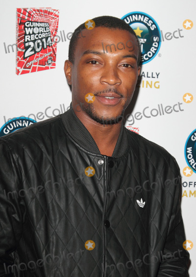 Ashley Walters Photo - London UK Ashley Walters   at the Guinness Book of World Records 2014 Launch Party at One Marylebone London  17th September 2013 RefLMK373-45305-180913 Keith MayhewLandmark MediaWWWLMKMEDIACOM