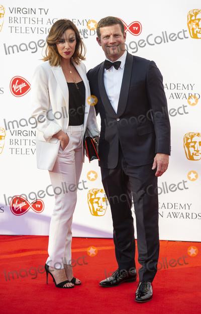 Dermot OLeary Photo - London UK Dermot OLeary and Dee Koppang at the British Academy Television Awards Royal Festival Hall London UK 13th May 2018Ref LMK386-J2007-140518Gary MitchellLandmark MediaWWWLMKMEDIACOM