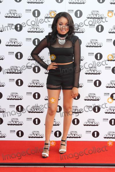 Dionne Bromfield Photo - London UK Dionne Bromfield at BBC Radio 1s Teen Awards at the SSE Wembley Arena London on October 19th 2014Ref LMK73-49851-201014Keith MayhewLandmark Media WWWLMKMEDIACOM