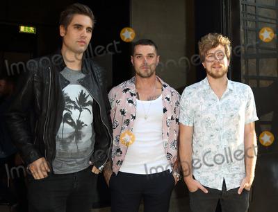 Busted Photo - London UK Busted at Warner Music Group and GQ - summer party - at Nobu Shoreditch London on July 5th 2017Ref LMK73-J505 -060717Keith MayhewLandmark MediaWWWLMKMEDIACOM