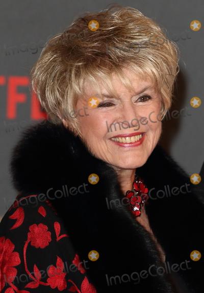 Gloria Hunniford Photo - London UK Gloria Hunniford at The Crown Series 2 World TV premiere at the Odeon Leicester Square London on Tuesday 21 November 2017 Ref LMK73-J1163 -221117Keith MayhewLandmark MediaWWWLMKMEDIACOM