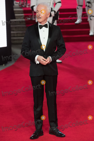 Anthony Daniels Photo - London UK Anthony Daniels (C-3PO) at  the European Premiere for Star Wars The Last Jedi at Royal Albert Hall London England UK on Tuesday 12 December 2017 Ref LMK370-J1295-131217Justin NgLandmark MediaWWWLMKMEDIACOM