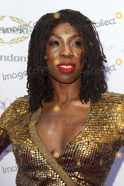 Heather Small Photo - London UK Heather Small at Caudwell Children Butterfly Ball at Grosvenor House Park Lane London on Thursday 14 June 2018Ref LMK73-J2232-150618Keith MayhewLandmark Media WWWLMKMEDIACOM