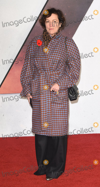 Nina Gold Photo - London UK Nina Gold at the Word Premiere and Royal Film Performance of 1917 held at Odeon luxe Leicester Square London on Wednesday 4 December 2019Ref LMK392 -J5895-051219Vivienne VincentLandmark Media WWWLMKMEDIACOM