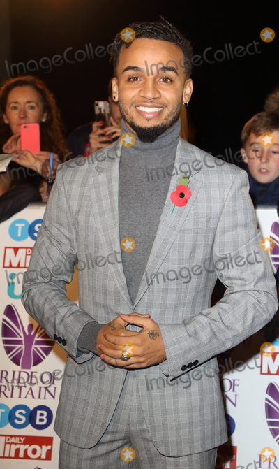 Aston Merrygold Photo - London UK Aston Merrygold at Pride Of Britain Awards held at Grosvenor House Park Lane London UK on the 30th October 2017 Ref LMK73-J1030-311017Keith MayhewLandmark MediaWWWLMKMEDIACOM