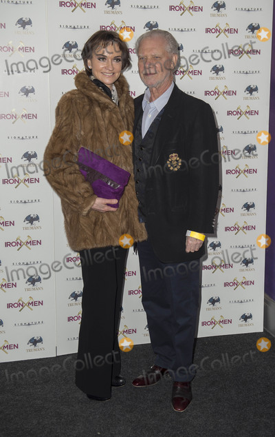 Genesis Photo - London UK Lesley Manning and David Gold  at  the UK Premiere of Iron Men at the Mile End Genesis Cinema on March 2nd 2017 in London EnglandRef LMK386-63058-030317Gary MitchellLandmark Media WWWLMKMEDIACOM