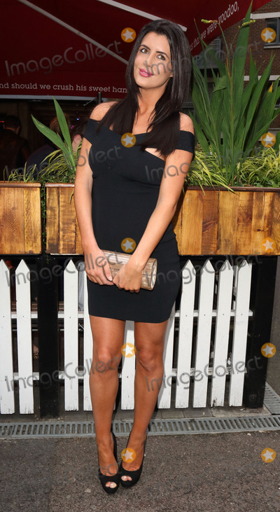 Helen Wood Photo - London UK Helen Wood at The Self-Esteem Team Book Launch Party at Zigfrid Von Underbelly Hoxton Square London on  Wednesday 19 August 2015 Ref  LMK73 -46020-251113Keith MayhewLandmark Media WWWLMKMEDIACOM