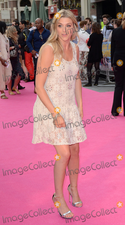 Anna Williamson Photo - London UK  Anna Williamson at the Walking on Sunshine UK Premiere at Vue West End Leicester Square on 11th June 2014Ref LMK392 -48808-120614Vivienne VincentLandmark Media WWWLMKMEDIACOM