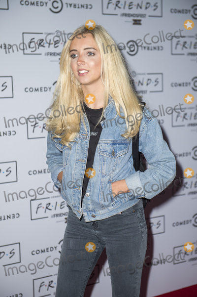 Alice Barlow Photo - London UK Alice Barlow at the closing party of Comedy Central UKs Friends Fest at Clissold Park on September 14 2017 in London EnglandRef LMK386-J731-150917Gary MitchellLandmark MediaWWWLMKMEDIACOM