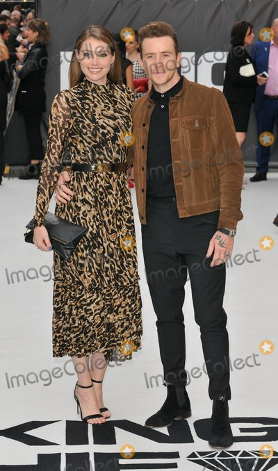 Georgia Horsley Photo - London UK Georgia Horsley and Danny Jones  at King of Thieves World Premiere at Vue West End Leicester Square London on Wednesday 12 September 2018Ref LMK315-S1740-130918Can NguyenLandmark MediaWWWLMKMEDIACOM