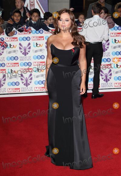 Emily Atack Photo - London UK Emily Atack  at The Daily Mirror Pride of Britain Awards in partnership with TSB at the Grosvenor House Hotel Park Lane London on October 28th 2019Ref LMK73-J5695-311019Keith MayhewLandmark Media WWWLMKMEDIACOM