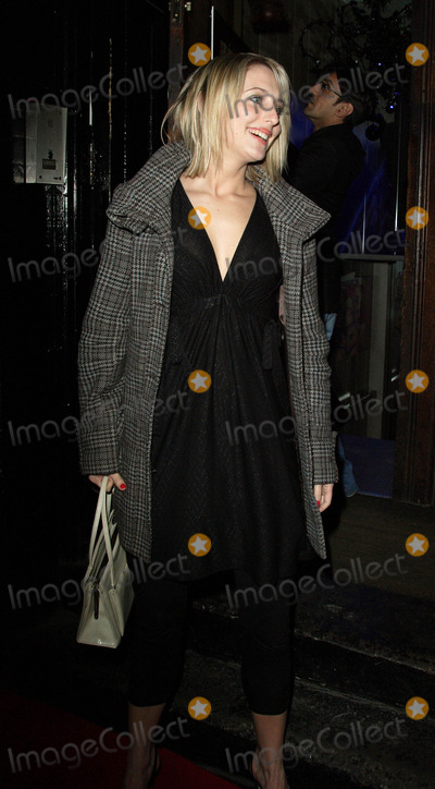 Ali Bastian Photo - London UK Hollyoaks actress Ali Bastian at the Gene Simmons VIP Party at Kabarets Prophecy on Beak Street 18th January 2007Keith MayhewLandmark Media