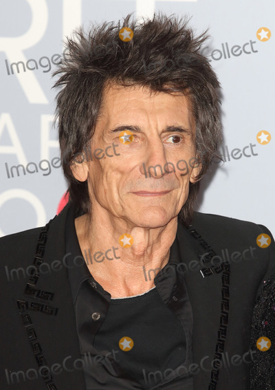 Ronnie Woods Photo - LondonUK   Ronnie Wood    at 40th Brit Awards Red Carpet arrivals The O2 Arena London 19th February 2020 RefLMK73-S2890-190220Keith MayhewLandmark MediaWWWLMKMEDIACOM