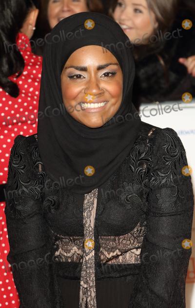 Nadiya Hussain Photo - LondonUK Nadiya Hussain  at the National Television Awards 2016 Red Carpet arrivals at the O2 London 20th January 2016 RefLMK73-59159-210116 Keith MayhewLandmark Media  WWWLMKMEDIACOM