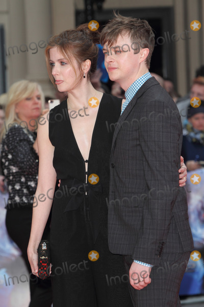 Anna Wood Photo - London UK  Anna Wood and Dane DeHaan at the The Amazing Spider-Man 2 World Premiere at the Odeon Leicester Square London 10th April  2014 RefLMK73-48129-110414Keith MayhewLandmark MediaWWWLMKMEDIACOM