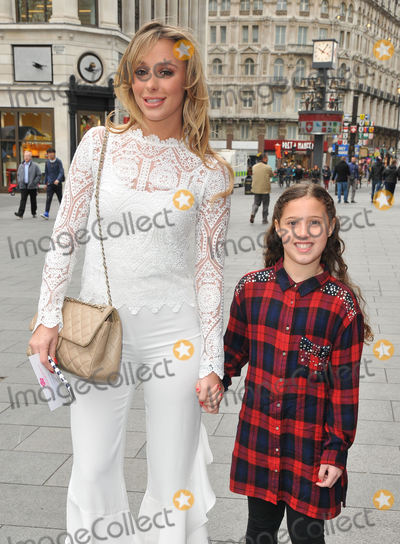 Amber Dowding Photo - London UK Amber Dowding and guest  at the Smurfs The Lost Village gala film screening Cineworld Leicester Square  20th March 2017Ref LMK315-S112CNUG-200317 Can NguyenLandmark Media WWWLMKMEDIACOM