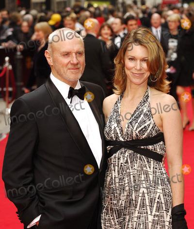 Alan Dale Photo - London UK Alan Dale and his wife Tracey at the British Academy Television Awards (BAFTA) at The Palladium Central London  20 April 2008Ali KadinskyLandmark Media