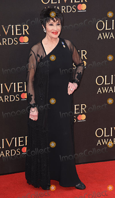 Chita Rivera Photo - London UK Chita Rivera at The Olivier Awards 2018 held at The Royal Albert Hall Kensington Gore South Kensington London on Sunday 8 April 2018Ref LMK392-J1860-090418Vivienne VincentLandmark Media WWWLMKMEDIACOM