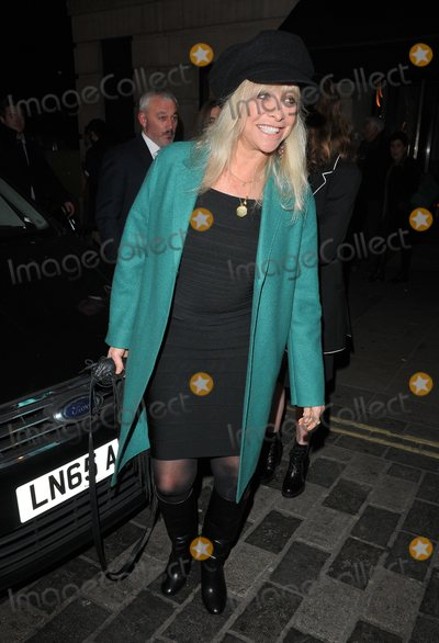 Jo Woods Photo - London UK Jo Wood    at the Heartbeat of Home musical press night The London Palladium Argyll Street London England UK on Friday 22nd February 2019  RefLMK315-S2190-240219 Can NguyenLandmark Media WWWLMKMEDIACOM