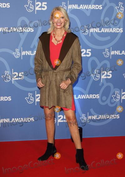 Anneka Rice Photo - London UKAnneka Rice at National Lottery Awards 2019 held at BBC Wood Lane London on October 15th 2019Ref LMK73-J5616-161019Keith MayhewLandmark MediaWWWLMKMEDIACOM