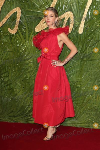 Annabelle Wallis Photo - London UK Annabelle Wallis at The Fashion Awards 2017 at the Royal Albert Hall Kensington Gore London on Monday 4 December 2017Ref LMK73-J1245-051217Keith MayhewLandmark MediaWWWLMKMEDIACOM