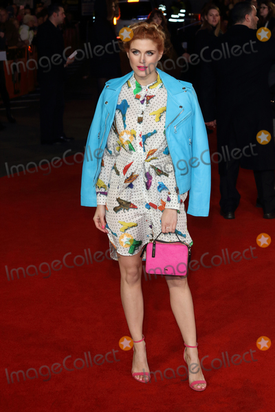 Ashley James Photo - London UK Ashley James at the World Premiere of Grimsby ( The Brothers Grimsby ) at the Odeon Leicester Square London on February 22nd 2016Ref LMK73-60020-230216Keith MayhewLandmark Media WWWLMKMEDIACOM
