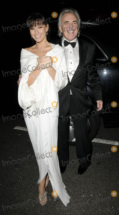 Peter Stringfellow Photo - LondonUK  Peter Stringfellow and wife Bella Stringfellow at The Morgans Awards 2009 held at the Madarin Oriental Hotel in Knightsbridge west London 1 December 2009Can NguyenLandmark Media