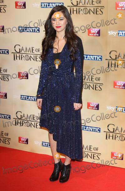 Jessica Henwick Photo - London UK  Jessica Henwick  at the Television World Premiere of Sky Atlantics Game of Thrones Season 5 at the Tower of London London  18th March 2015RefLMK73-50738-190315 Keith MayhewLandmark MediaWWWLMKMEDIACOM
