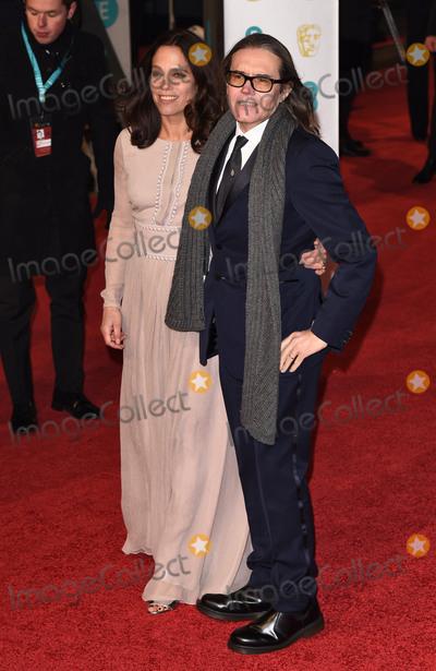 Stephen Woolley Photo - London UK Elizabeth Karlse and Stephen Woolley  at The EE British Academy Film Awards (BAFTA) 2016 at the Royal Opera House Covent Garden London on Sunday 14  February 2016 Ref LMK392 -58856-150216Vivienne VincentLandmark Media WWWLMKMEDIACOM