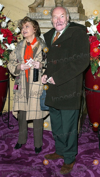 Timothy West Photo - London Prunella Scales and Timothy West attend The Stage Magazines 125th Anniversary Party held at the Theatre Royal on Drury Lane04 February 2005Paul AshbyLandmark Media