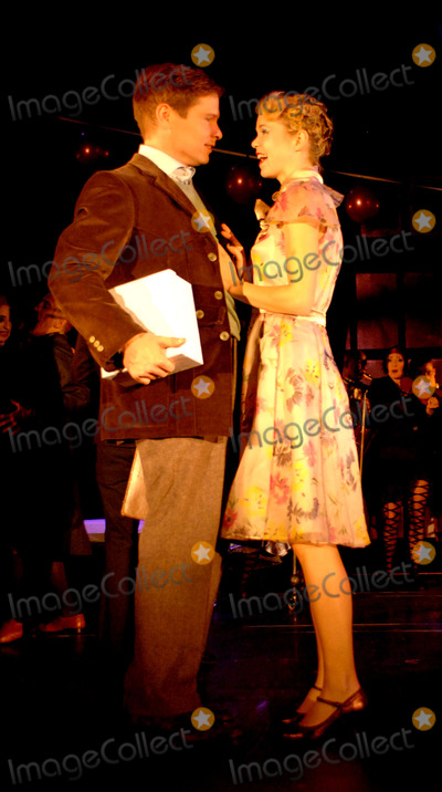 Anna Maxwell Martin Photo - London Anna Maxwell Martin Sheila Hancock Michael Hayden and James Dreyfus all star in a new production of the hit musical Cabaret at the Lyric Theatre on Shaftesbury Avenue in the West End03 October 2006Ali KadinskyLandmark Media