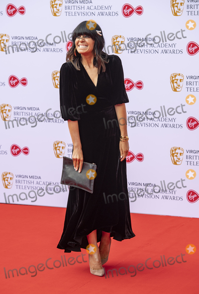 Claudia Winkleman Photo - London UK Claudia Winkleman  at the Virgin Media British Academy Television Awards at The Royal Festival Hall 12th May 2019 Ref LMK386 -S2416-150519Gary MitchellLandmark Media   WWWLMKMEDIACOM