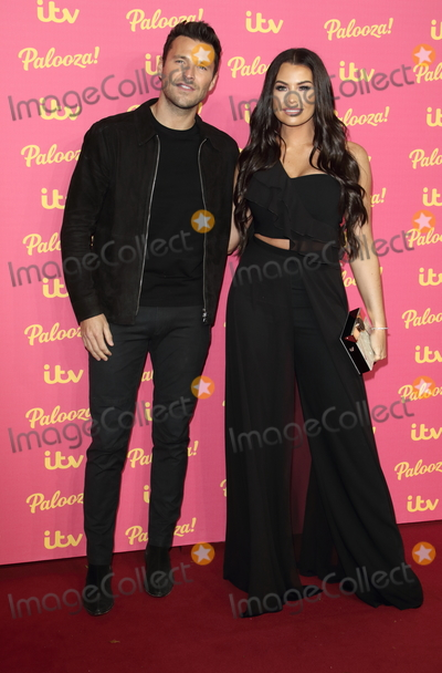 Mark Andes Photo - London UK Mark and Jessica Wright at ITV Palooza 2019 at the Royal Festival Hall South Bank London on November 12th 2019Ref LMK73-J5781-131119Keith MayhewLandmark MediaWWWLMKMEDIACOM