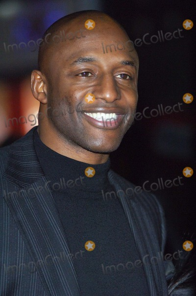John Fashanu Photo - London John Fashanu at the premiere of Get Rich or Die Trying held at the Empire Leicester Square17 January 2006Gio DAngelicoLandmark Media