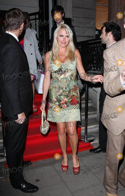 Nancy Sorell Photo - London UK Nancy Sorell at The Suns new magazine Buzz launch party at Il Bottacio in London 15th September 2010Keith MayhewLandmark Media