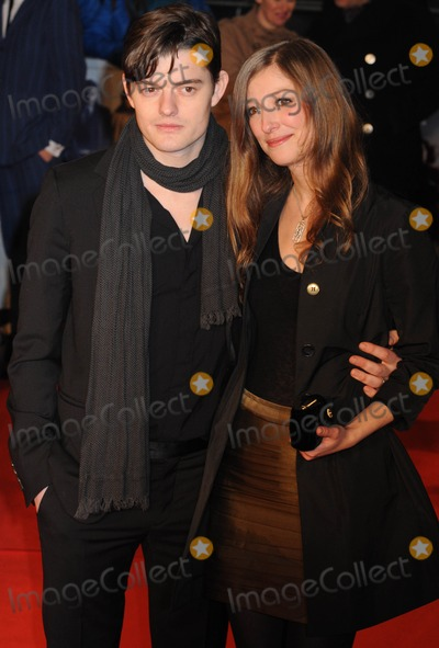 Alexandra Maria Lara Photo - London UK Sam Riley and Alexandra Maria Lara at the European Premiere of Brighton Rock at the Odeon West End Leicester Square 1st February 2011Matt LewisLandmark Media