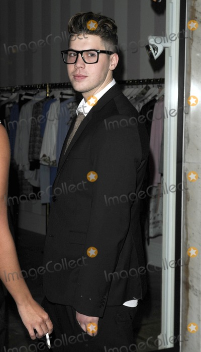 Aiden Grimshaw Photo - London UK Aiden Grimshaw (X-Factor Singer) at the Radio Times Covers Party held at Claridges Hotel 18th January 2011Can NguyenLandmark Media