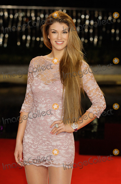Amy Willerton Photo - London UK  Amy Willerton    at  the UK Premiere of  Bruce Willis A Good Way to Die Hard at the EmpireLeicester Square in London 7th February 2013JAdamsLandmark Media