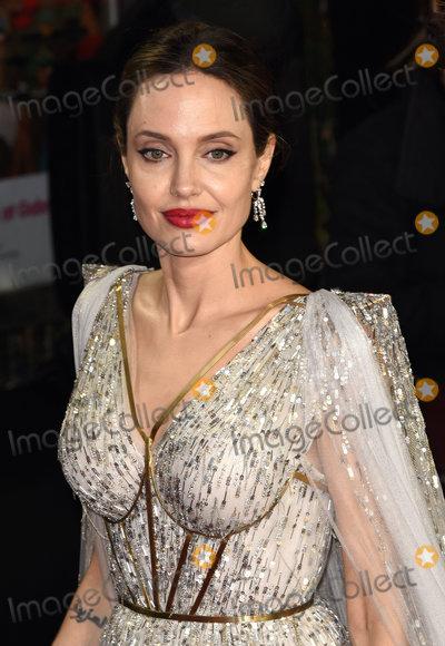 Angelina Jolie Photo - London UK Angelina Jolie at Maleficent Mistress Of Evil European Premiere held at BFI Imax Waterloo on Wednesday  9 October 2019Ref LMK392 -J5592-101019Vivienne VincentLandmark Media WWWLMKMEDIACOM