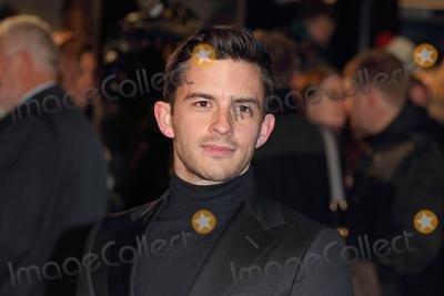 Jonathan Bailey Photo - London UK Jonathan Bailey at The Mercy World film premiere at the Curzon Mayfair Curzon Street London on Tuesday 06 February 2018Ref LMK73-J1521-070218Keith MayhewLandmark MediaWWWLMKMEDIACOM