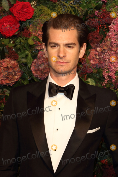 Andrew Garfield Photo - London UK Andrew Garfield at Evening Standard Theatre Awards  2018 at the Theatre Royal Drury Lane London on Sunday 18 November 2018Ref LMK73-J2977-191118Keith MayhewLandmark MediaWWWLMKMEDIACOM
