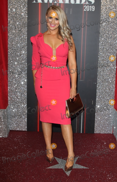 Amy Walsh Photo - Manchester UK Amy Walsh at the The British Soap Awards 2019 red carpet arrivals The Lowry Media City Salford Manchester UK on June 1st 2019RefLMK73-S2520-020619Keith MayhewLandmark Media WWWLMKMEDIACOM
