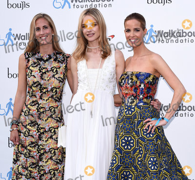 Adriana Chryssicopoulos Photo - LondonUK Adriana Chryssicopoulos  Natalia Vodianova  Carolina Gonzalez Bunster   at the Walkabout Foundations Inaugural Gala at the Natural History Museum Cromwell Rd London  on Saturday 27 June 2015Ref LMK392 -51471-290615Vivienne VincentLandmark Media WWWLMKMEDIACOM