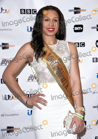 Amy Harris-Wilock Photo - London UK Amy Harris-Wilock at the Screen Nations Awards held at the Hilton Metropole Hotel Edgware Road London on Saturday 19 March 2016Ref LMK392 -46019-251113Vivienne VincentLandmark Media WWWLMKMEDIACOM