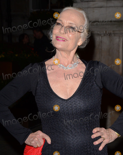 Shirley Eaton Photo - London UK  Shirley Eaton at Cocktails with Monroe event Langham Hotel 20th February 2014 RefLMK392-47731-210214 Vivienne VincentLandmark MediaWWWLMKMEDIACOM