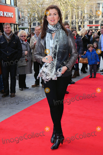 Amanda Lamb Photo - London UK  Amanda Lamb at the VIP Gala screening of MR Peabody  Sherman 3D at Vue West End Leicester Square London 1st February 2014 RefLMK392-40546-020214 Vivienne VincentLandmark MediaWWWLMKMEDIACOM