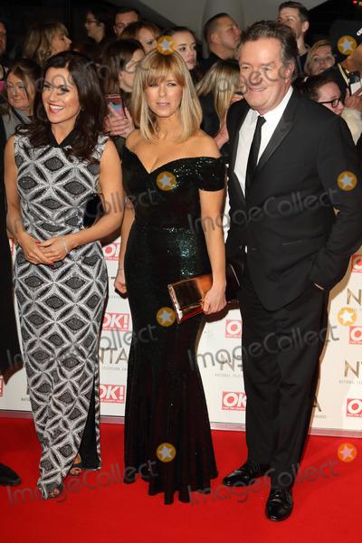 Susanna Reid Photo - London UK Susanna Reid Kate Garraway and Piers Morgan at National Television Awards 2017 at O2 Peninsula Square London on January 25th 2017Ref LMK73 -61562-260117Keith MayhewLandmark Media WWWLMKMEDIACOM