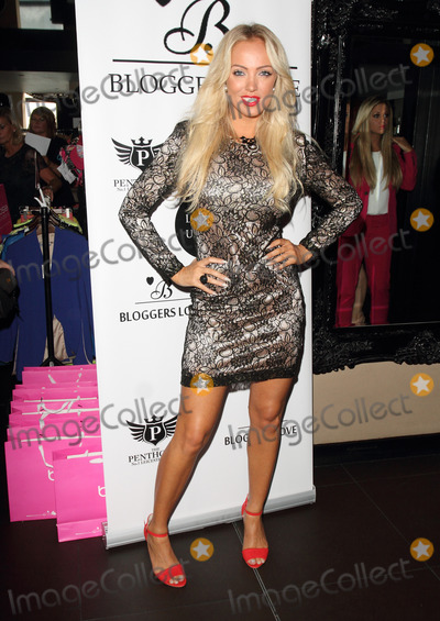Aisleyne Horgan-Wallace Photo - London UK Aisleyne Horgan Wallace at Bloggers Love Fashion Party at the Penthouse Club Leicester Square London August 22nd 2013Ref LMK73-45045-230813Keith MayhewLandmark Media WWWLMKMEDIACOM