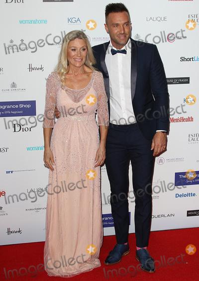 Angie Best Photo - London UK Angie Best  Calum Best at The Fragrance Foundation Awards The Brewery London UK 12 May 2016Ref LMK394-60292-130516Brett CoveLandmark Media WWWLMKMEDIACOM