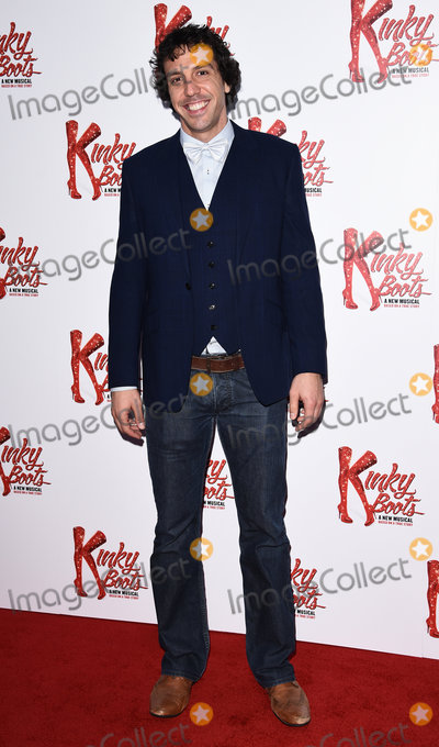 Alex Gaumond Photo - London UK Alex Gaumond at Kinky Boots Press Night at The Adelphi Theatre The Strand London on Tuesday 15 September 2015Ref LMK392 -58151-160915Vivienne VincentLandmark Media WWWLMKMEDIACOM